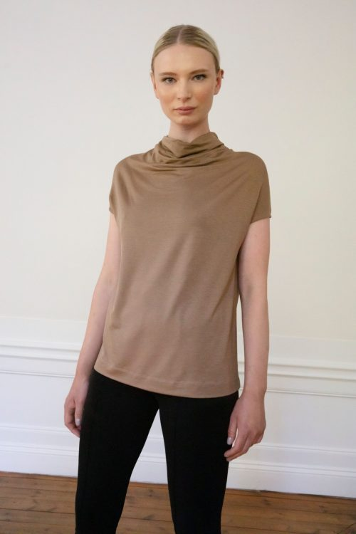 Residus top Luca Mole in Tencel