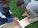 permaculture work party