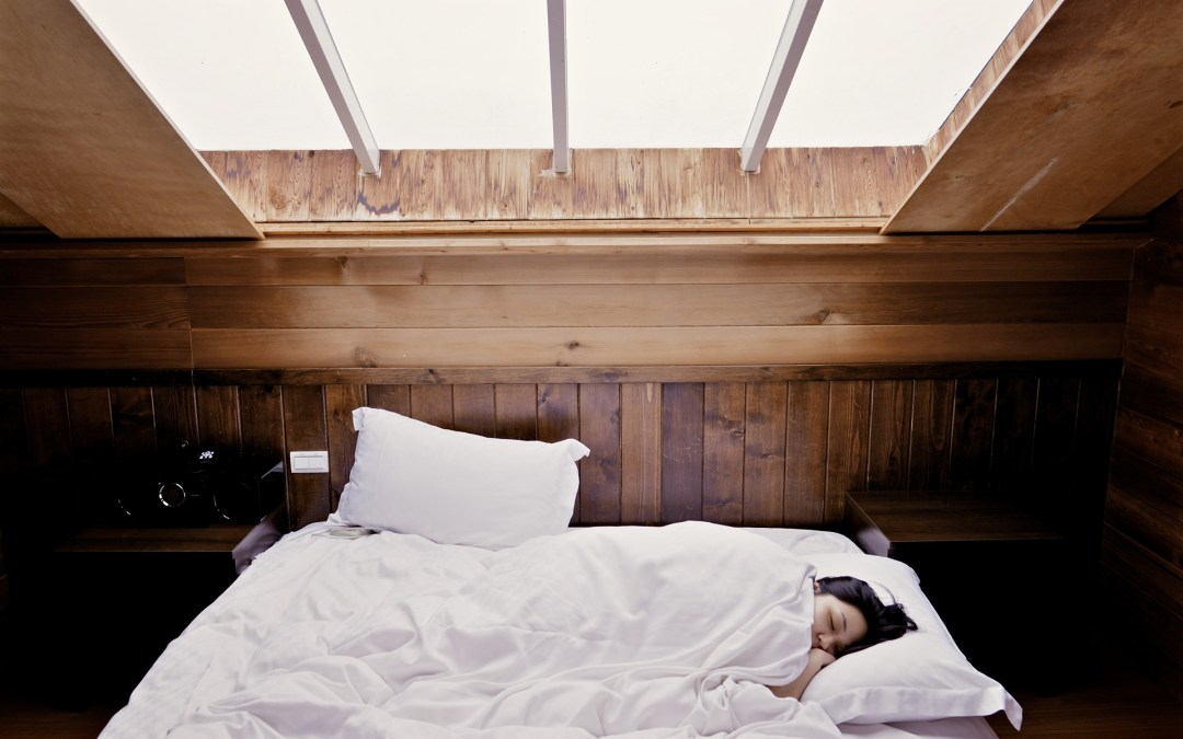Sleep is necesary for Resilience. Are you getting enough?