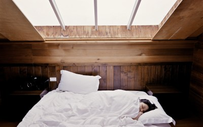 Sleep. Does That Word Fill You With Anxiety, Calm, or Desire?