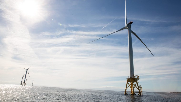 Block Island Wind Farm The Resilience Post