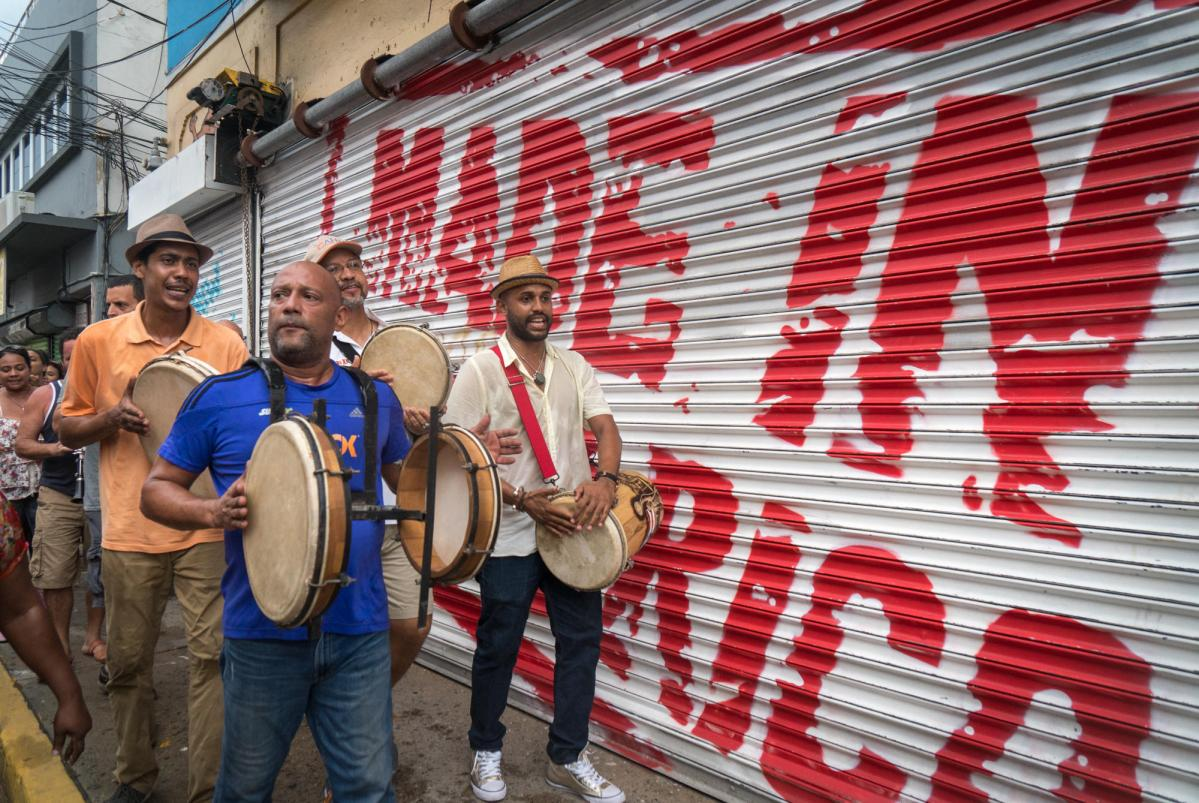 Puerto Rico's inspiring musical story of resilience!
