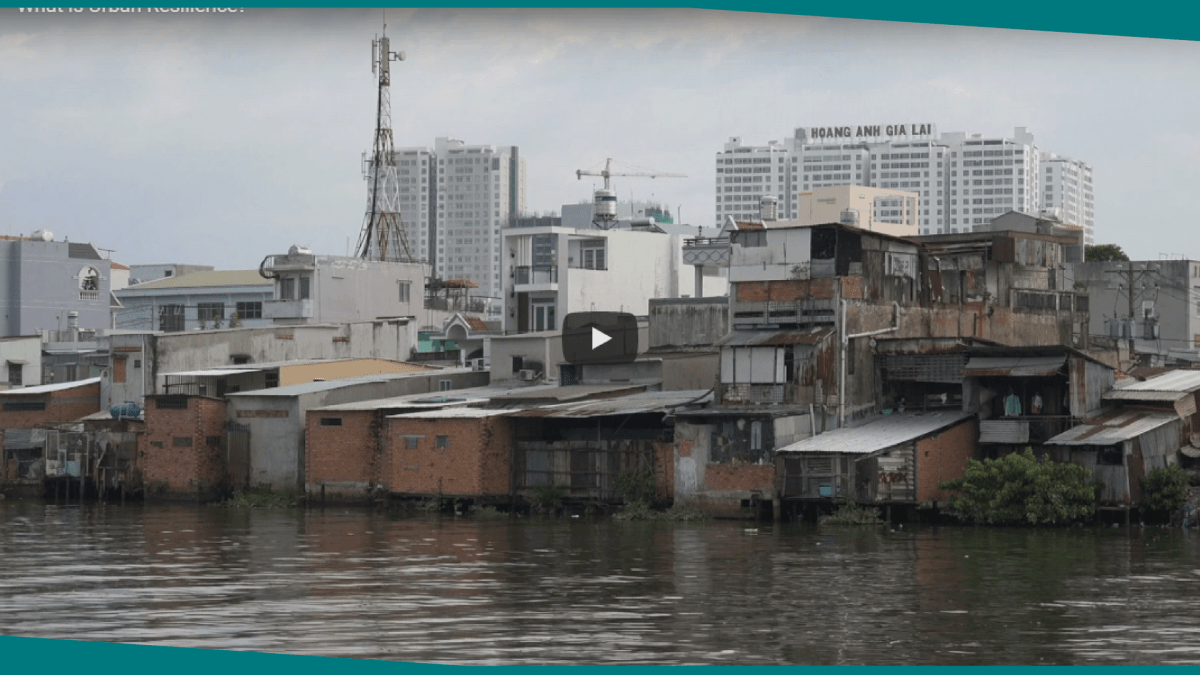 What is Urban Resilience?