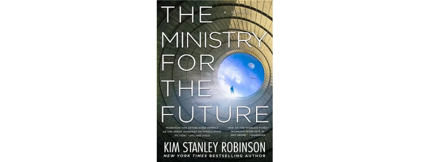 ministry of future book cover