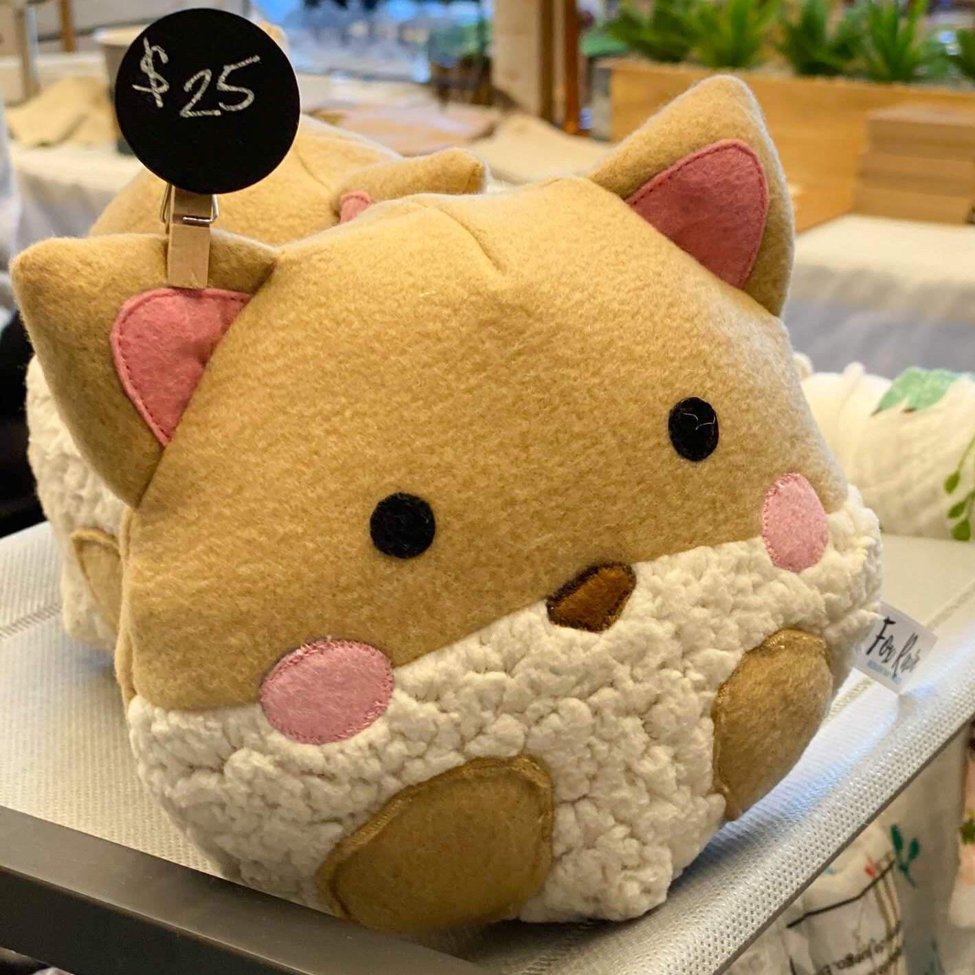fox rain chungi the fox plush stuffed animal