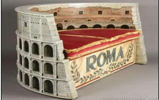 Roma koltuk