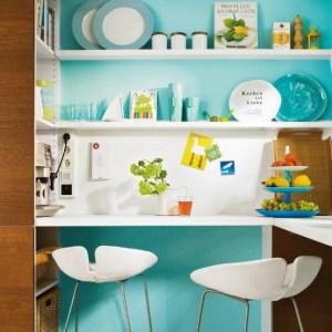 Küçük Mutfak Tasarımları (1)
