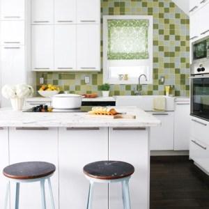 Küçük Mutfak Tasarımları (10)