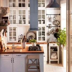 Küçük Mutfak Tasarımları (22)