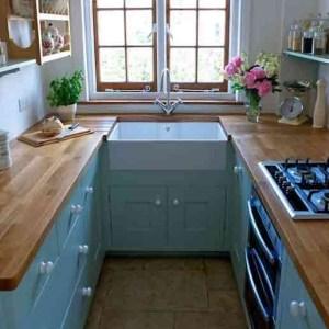 Küçük Mutfak Tasarımları (29)