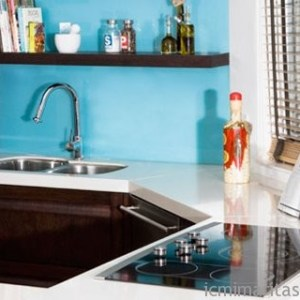 Küçük Mutfak Tasarımları (31)