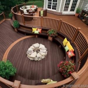 Mükemmel Bahçe Düzenlemeleri (1)