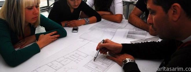 iç mimarlık bölümü olan üniversiteler