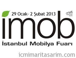 imob mobilya fuarı 2013