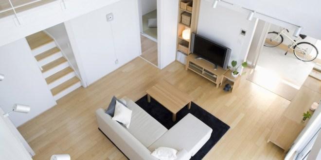 minimalist-prefabrik-japon-iç-mekan-tasarımı