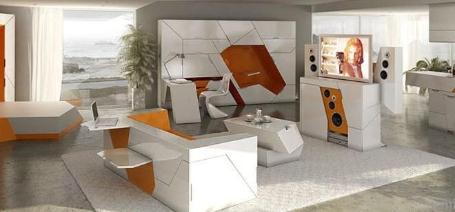 fütüristik-minimalist-mobilyalar