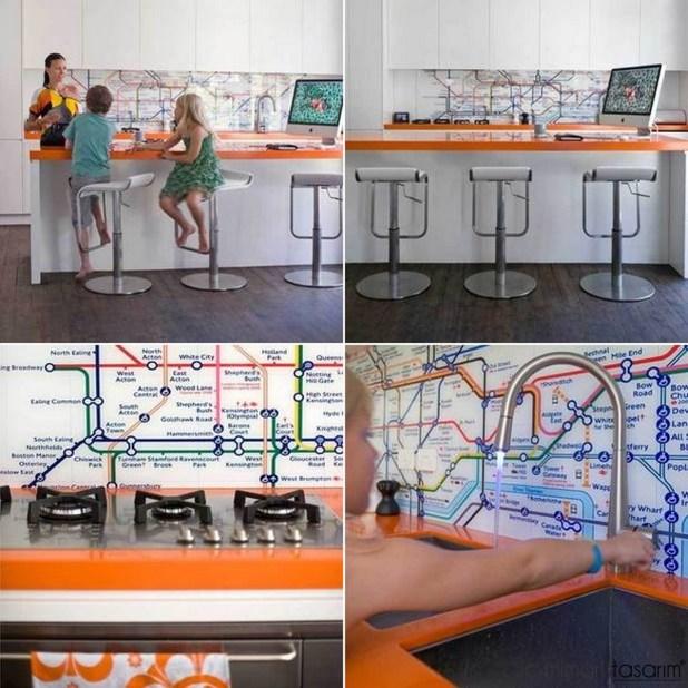 Mozaik-Ahşap-Duvar Kağıtlarıyla-Mutfak-Tasarımları (21)