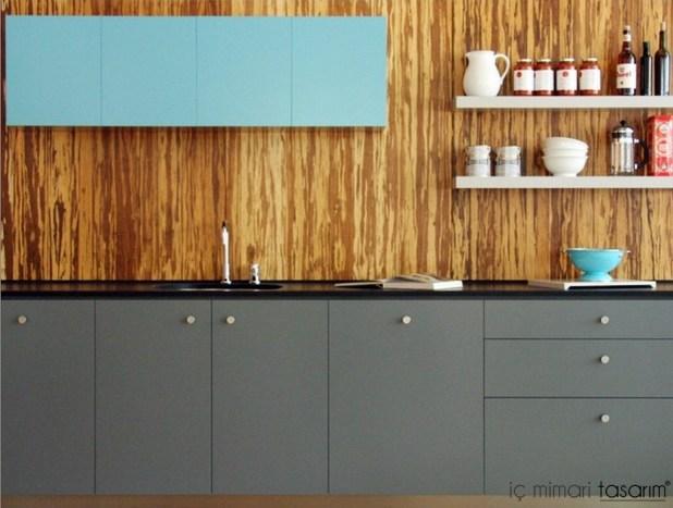 Mozaik-Ahşap-Duvar Kağıtlarıyla-Mutfak-Tasarımları (55)
