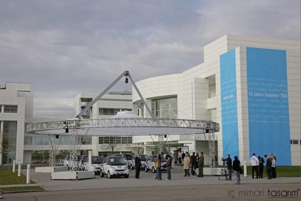 Daimler Forschungszentrum