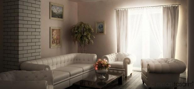 Klasik-retro-tarzı-modern-yaşam-alanı-tasarımları (2)