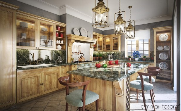 Modern-ahşap-mutfak-tasarımları (13)