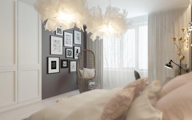 Sofistike Temalar ile Çocuk Yatak Odası (11)
