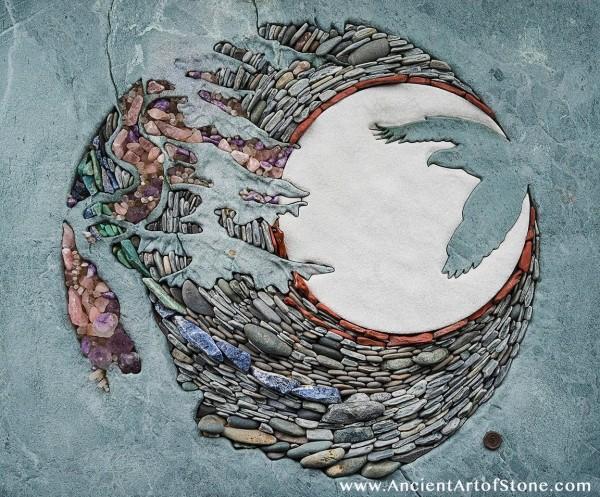 İç Dekorasyonda Nefes Kesen Taş Mozaik Sanatı (13)