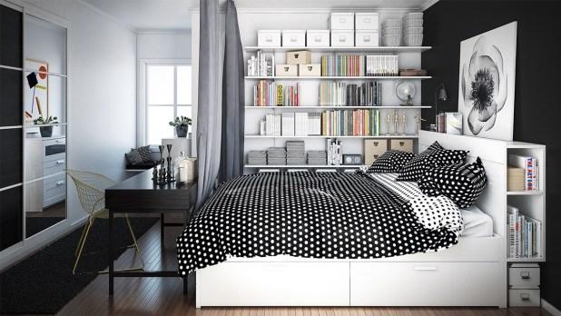 Karanlık ve Rüya Yatak Odası (14)