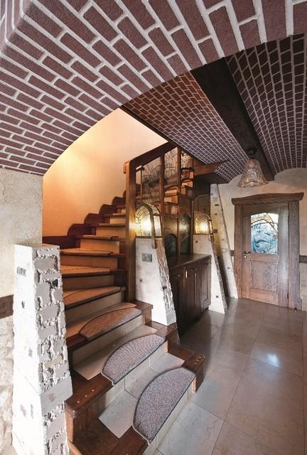 Merdivenleri Canlandıran Sıradışı Eklektik Tasarımlar (12)