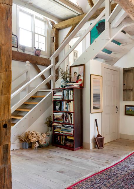 Merdivenleri Canlandıran Sıradışı Eklektik Tasarımlar (15)