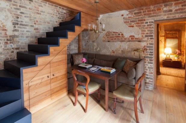 Merdivenleri Canlandıran Sıradışı Eklektik Tasarımlar (6)