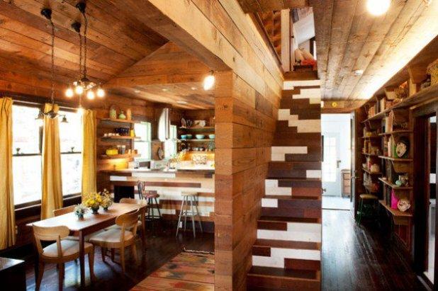 Merdivenleri Canlandıran Sıradışı Eklektik Tasarımlar (8)