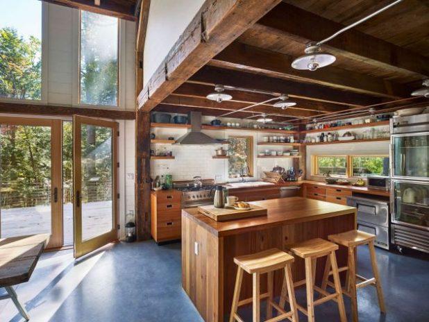 İlham Veren 15 Rustik Mutfak Tasarımları (12)