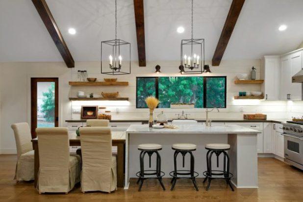 İlham Veren 15 Rustik Mutfak Tasarımları (2)