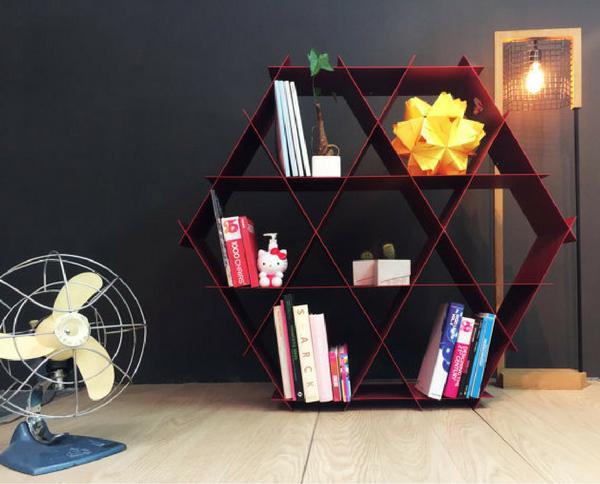 geometrik-kitaplik