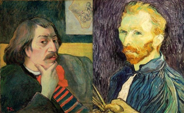 Bir anekdot 1: Van Gogh'un kulağını kesmesi (1/2)