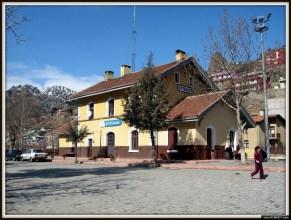 çiftehan istasyon