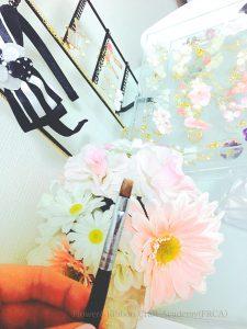 レジンアクセサリー用の道具 筆