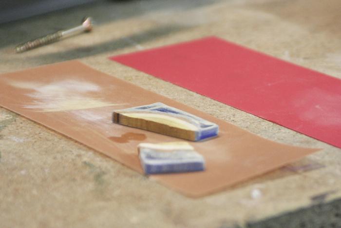 Can You Sand Epoxy Glue