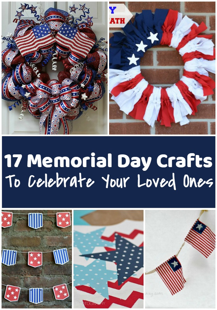 17 Memorial Day Crafts to Celebrate Your Loved Ones  Resin Crafts