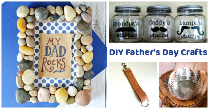 18 Father's Day Crafts That Will Melt His Heart Resin Crafts