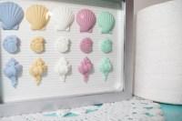 Resin Seashell Wall Art using FastCast - Resin Crafts