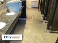 Epoxy Flooring: Poured Epoxy Flooring