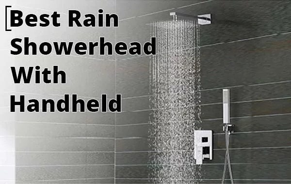 Best rain shower head with handheld combo Featured img