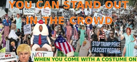 buy Trump protester gear