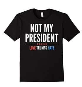 Trump Resistance shirt