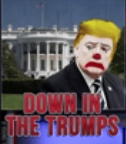 GOP is a sad clown car