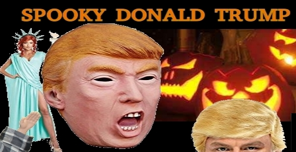 Get anti Donald Trump Resistance Movement Halloween costumes, trump wigs political masks and toys