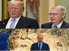 Trick or Treat, Let's Blitz Moscow Mitch McConnel