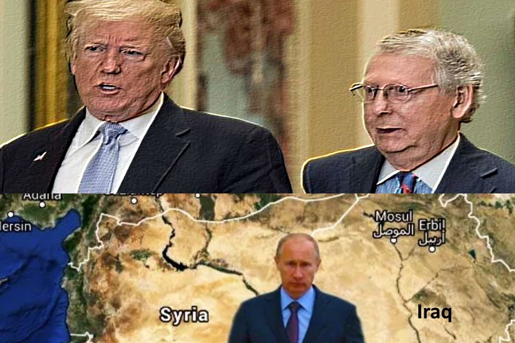 Putin gets what he wants from republicans